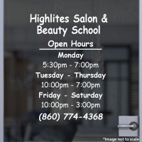 Highlites Salon & Beauty School